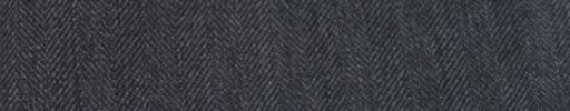 【Ib_g7w078】ミディアムグレー1.1cm巾ヘリンボーン