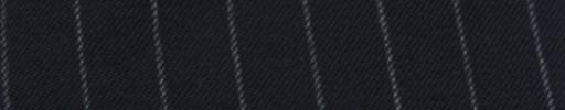 【Ib_g7w080】ネイビー+1.2cm巾ストライプ