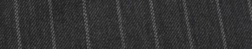 【Ib_g7w081】ミディアムグレー+1.2cm巾ストライプ