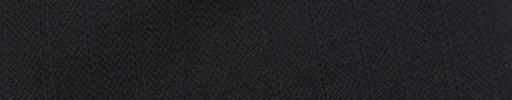 【Ib_g7w091】ネイビーバーズアイピケ+8ミリ巾織りストライプ