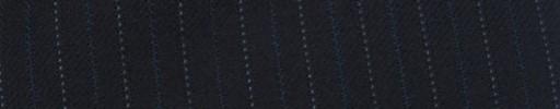 【Ib_g7w093】ネイビー+1cm巾ブルー・白交互ストライプ