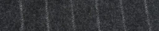 【Ha_FL754】チャコールグレー+2cm巾ロープドストライプ