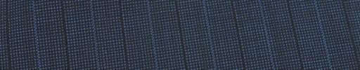 【Ca_82s004】紺・黒ピンチェック+2cm巾黒・ドット交互ストライプ