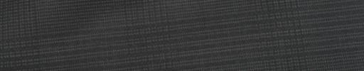 【Ca_82s031】ダークグレージュ+6×4.5cmファンシーグレンチェック
