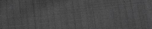 【Ca_82s033】ミディアムグレー+1cm巾ヘリンボーン