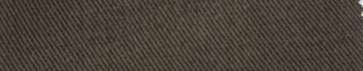 【Hs_8sc32】ダークブラウン ジャケット¥55800 ベスト¥22320 スーツ¥78120|秋冬用 SEASONAL COTTONS|Cotton 100%|480gms