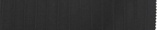 【Re_8s02】黒+1cm巾織りストライプ