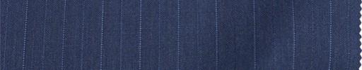 【Re_ss05】ライトネイビー+1.4cm巾織り・ドット交互ストライプ