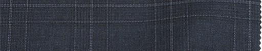 【Re_ss06】ダークブルーグレー+5×4cmファンシーチェック