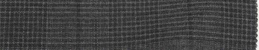 【To_8ss06】グレー7×6.5cmチェック+オーバープレイド