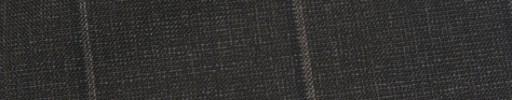 【Ca_81s014】ダークブラウン+7×5cmブラウン・黒オルターネートチェック