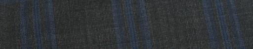 【Ca_81s032】ダークグレー+6×4.5cmネイビーファンシーチェック