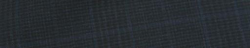 【Ca_81s042】ダークネイビーファンシーチェック+7×5cmグレー・ブループレイド