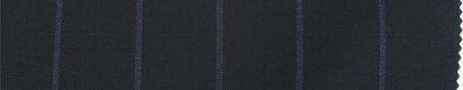 【Ca_81s607】ダークネイビー+2.3cm巾ボールドストライプ