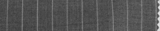 【Cm_8s01】ライトグレー+1.2cm巾ストライプ