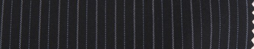 【Cm_8s02】ネイビー+1cm巾ライトブルードット交互ストライプ