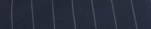 【Hr_Req01】ネイビー+1.7cm巾ストライプ