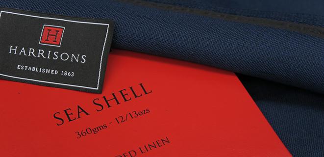 SEA SHELL-シーシェル(ハリソンズ)|リネンブレンドジャケット・スーツ