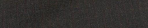 【Mc_8s16】ブラウン+6ミリ巾赤茶ドットストライプ