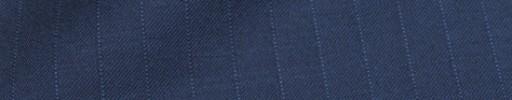 【Mc_8s27】ライトネイビー+1cm巾織りストライプ
