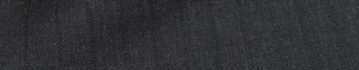 【Mc_8s28】チャコールグレー+1cm巾織りストライプ