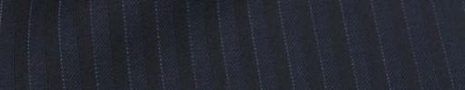 【Mc_8s29】ダークネイビー柄+8ミリ巾ライトブルーストライプ