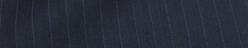 【Mc_8s30】ネイビー柄+8ミリ巾ライトブルーストライプ