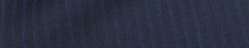 【Mc_8s50】ネイビー+6ミリ巾ブルーWドットストライプ