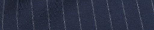 【Mc_8s51】ネイビー+1.2cm巾ストライプ