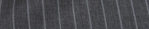 【Mc_8s52】ミディアムグレー+1.2cm巾ストライプ