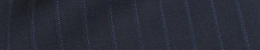 【Mc_8s54】ダークネイビー+1.3cm巾織りストライプ