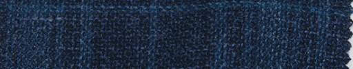 【P_8s51】ネイビー+8.5×7.5cmブルーファンシープレイド