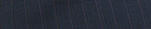 【Sy_8s31】ネイビー・ブルーピンチェック+1cm巾ピンク・ブルー織りストライプ