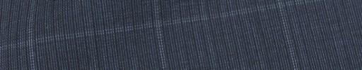 【Sy_8s32】インディゴブルーピンチェック+4.5×4cmブルーウィンドウペーン
