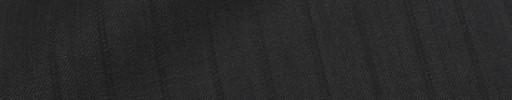 【Cu_8s03】ブラック+1.3cm巾織り交互ストライプ