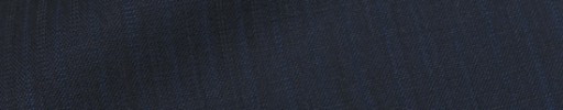 【Cu_8s08】ダークネイビー+8ミリ巾ブルー・織り交互ストライプ