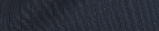 【Cu_8s16】ネイビーピンチェック+8ミリ巾織りストライプ