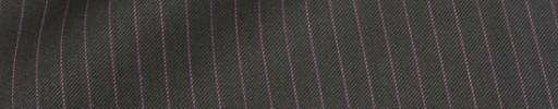 【Cu_8s41】グレー+6ミリ巾ピンクストライプ