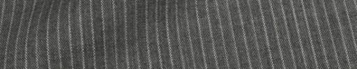 【Cu_8s44】ミディアムグレー+3ミリ巾白ストライプ