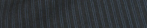 【Cu_8s46】チャコールグレー+7ミリ巾ライトブルーWストライプ