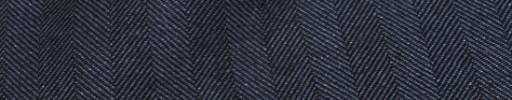 【Ha_8me38】インディゴブルー1.8cm巾ヘリンボーン