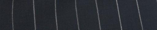 【Hr_Req03】ダークネイビー+1.7cm巾ストライプ