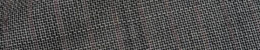 【P5_5s036】黒グレー+1.2cm巾エンジストライプ