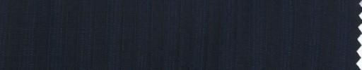 【PS_8s06】ネイビー+4ミリ巾ブルー・W織り交互ストライプ