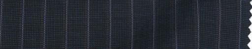 【PS_8s16】ダークブルーグレー+1cm巾白・エンジストライプ