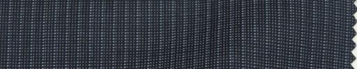 【P_8s26】ブルーグレーピンチェック+4ミリ巾ストライプ