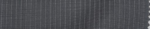 【P_8s27】グレーピンチェック+4ミリ巾ストライプ
