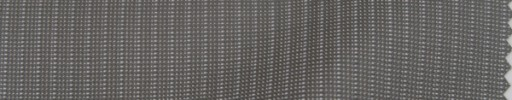 【P_8s28】グレージュピンチェック+4ミリ巾ストライプ