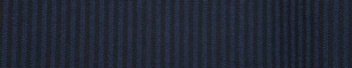 【Cb_08Ws01】ブラック×ネイビー2ミリ巾ストライプ