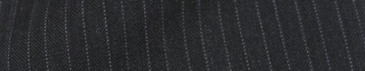 【Cb_8ss009】チャコールグレー+5ミリ巾白Wストライプ